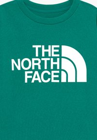 The North Face - BOY'S REAXION 2.0 TEE - Triko s potiskem - fanfare green heather - 3