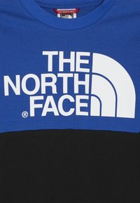 The North Face - SOUTH PEAK TEE - Långärmad tröja - black/blue - 2