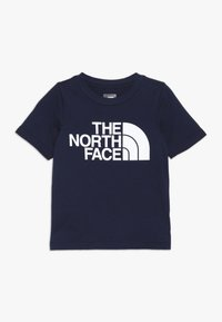 The North Face - TODD EASY TEE - Triko spotiskem - montague blue - 0