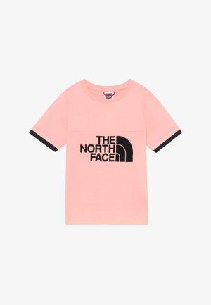 GIRLS RAFIKI TEE - Print T-shirt - pink