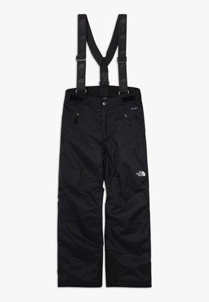 SNOW PANT - Snow pants - black