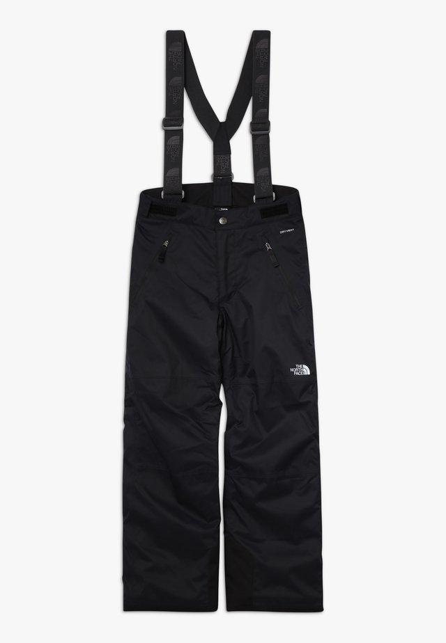 SNOW PANT - Pantalón de nieve - black