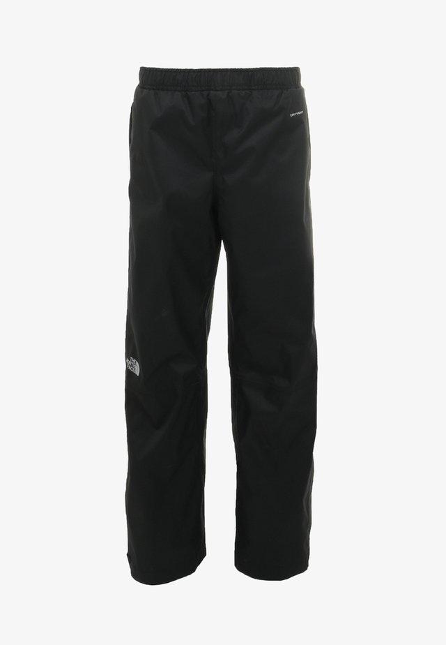 RESOLVE PANT  - Długie spodnie trekkingowe - black