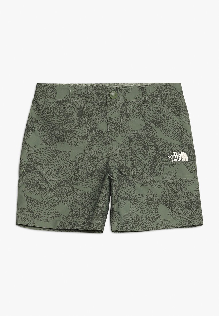 The North Face - AMPHIBIOUS SHORT - Shorts - olive
