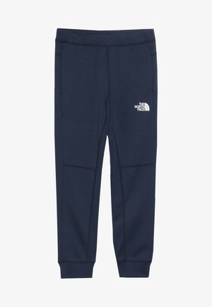 SLACKER CUFFED  - Pantalones deportivos - montague blue