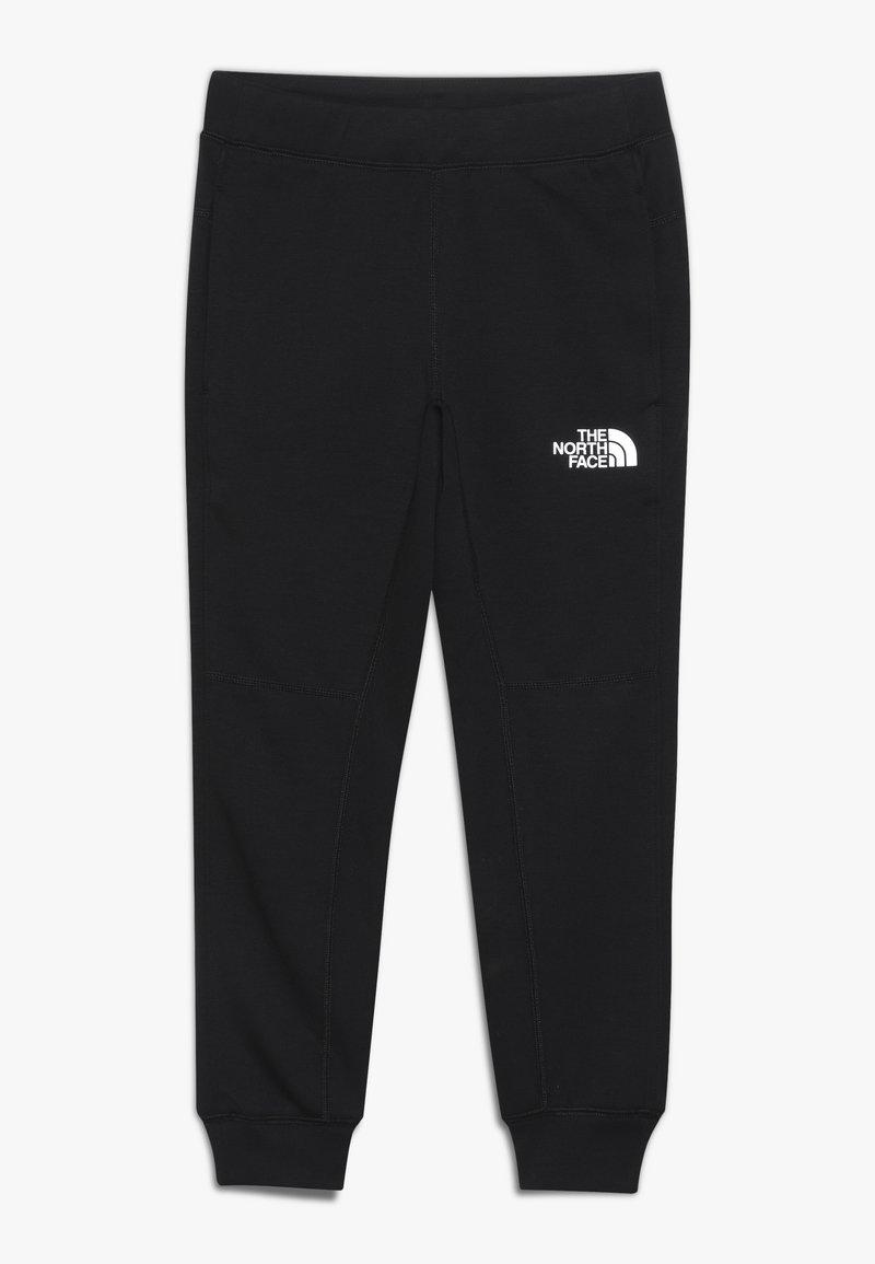 The North Face - SLACKER CUFFED  - Spodnie treningowe - black