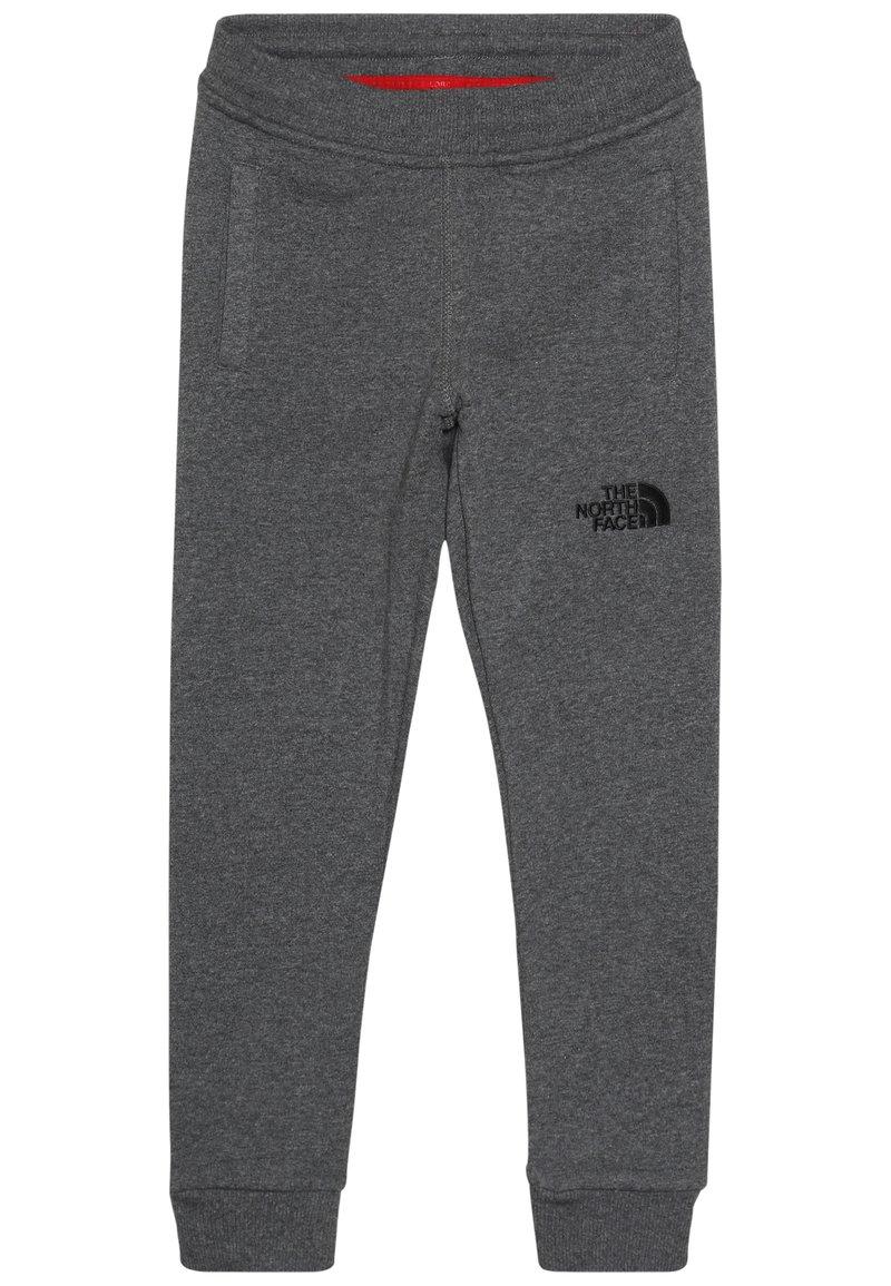 The North Face - PANT - Tygbyxor - medium grey heather