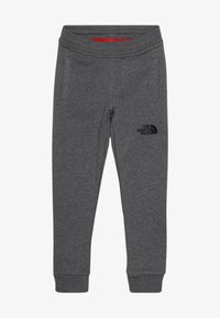 The North Face - PANT - Tygbyxor - medium grey heather - 2