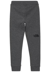 The North Face - PANT - Tygbyxor - medium grey heather - 1