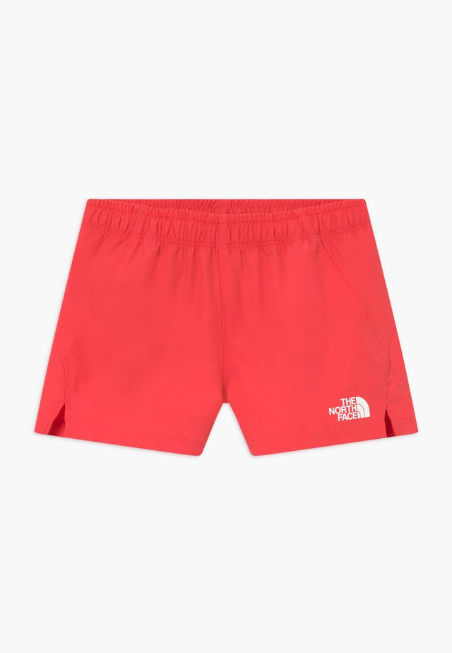 GIRLS HIGH CLASS FIVE WATER - Sports shorts - coral