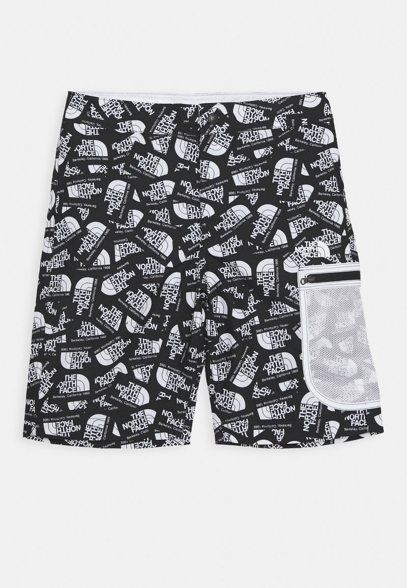 The North Face - BOYS HIGH CLASS WATER SHORT - Short de sport - black