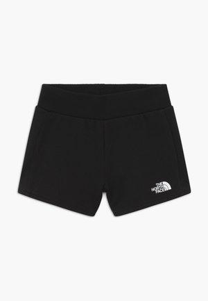 GIRLS - Pantaloncini sportivi - black