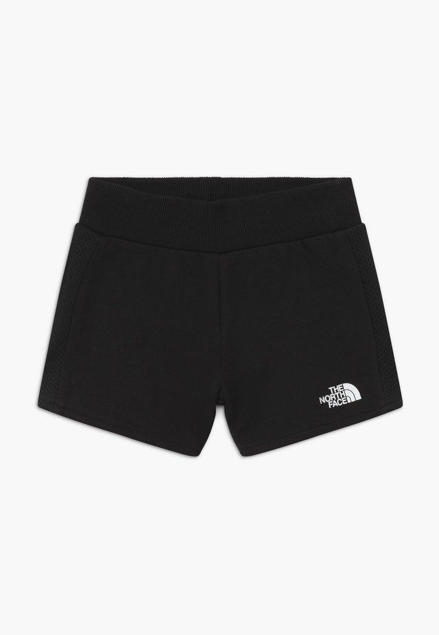 GIRLS - Sports shorts - black