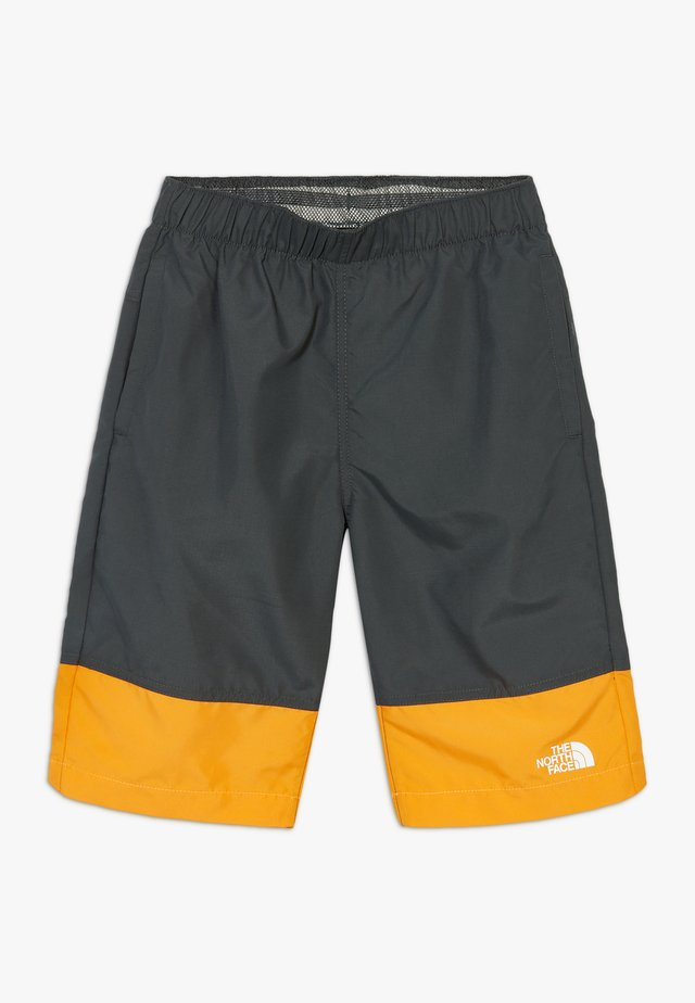 BOY'S CLASS FIVE WATER  - Bañador - grey/orange