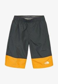 The North Face - BOY'S CLASS FIVE WATER  - Szorty kąpielowe - grey/orange - 3