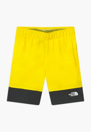 BOY'S CLASS FIVE WATER  - Shorts da mare - lemon