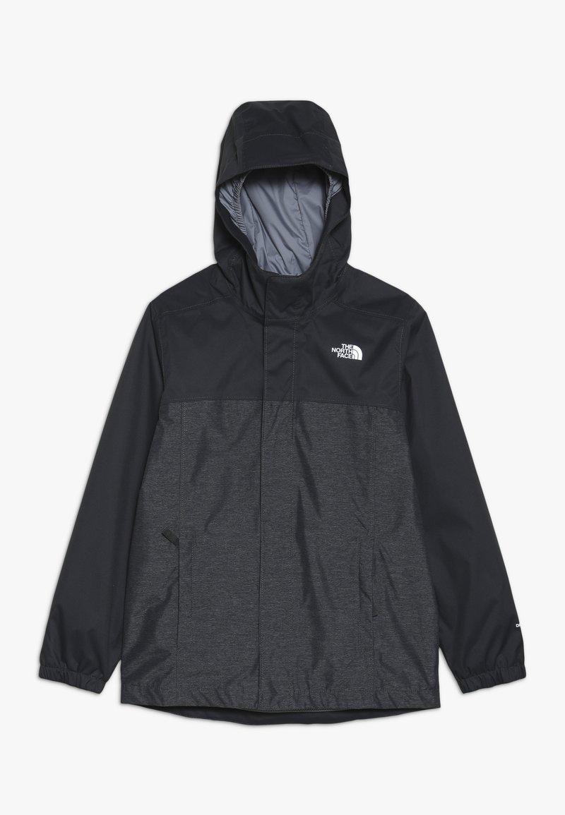 The North Face - RESOLVE - Hardshellová bunda - medium grey heather