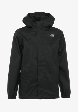 RESOLVE - Hardshell jacket - black