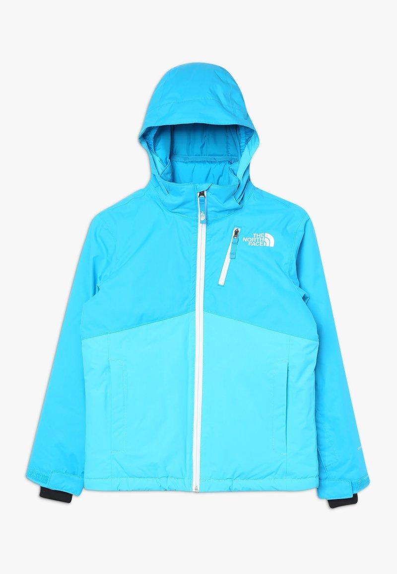 The North Face - SNOWQUEST PLUS - Snowboardová bunda - acoustic blue