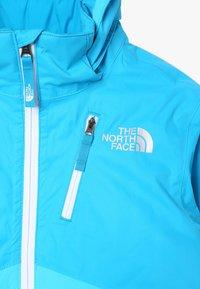 The North Face - SNOWQUEST PLUS - Snowboardová bunda - acoustic blue - 4