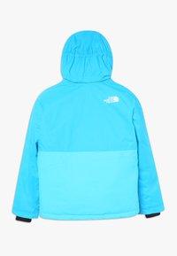 The North Face - SNOWQUEST PLUS - Snowboardová bunda - acoustic blue - 1