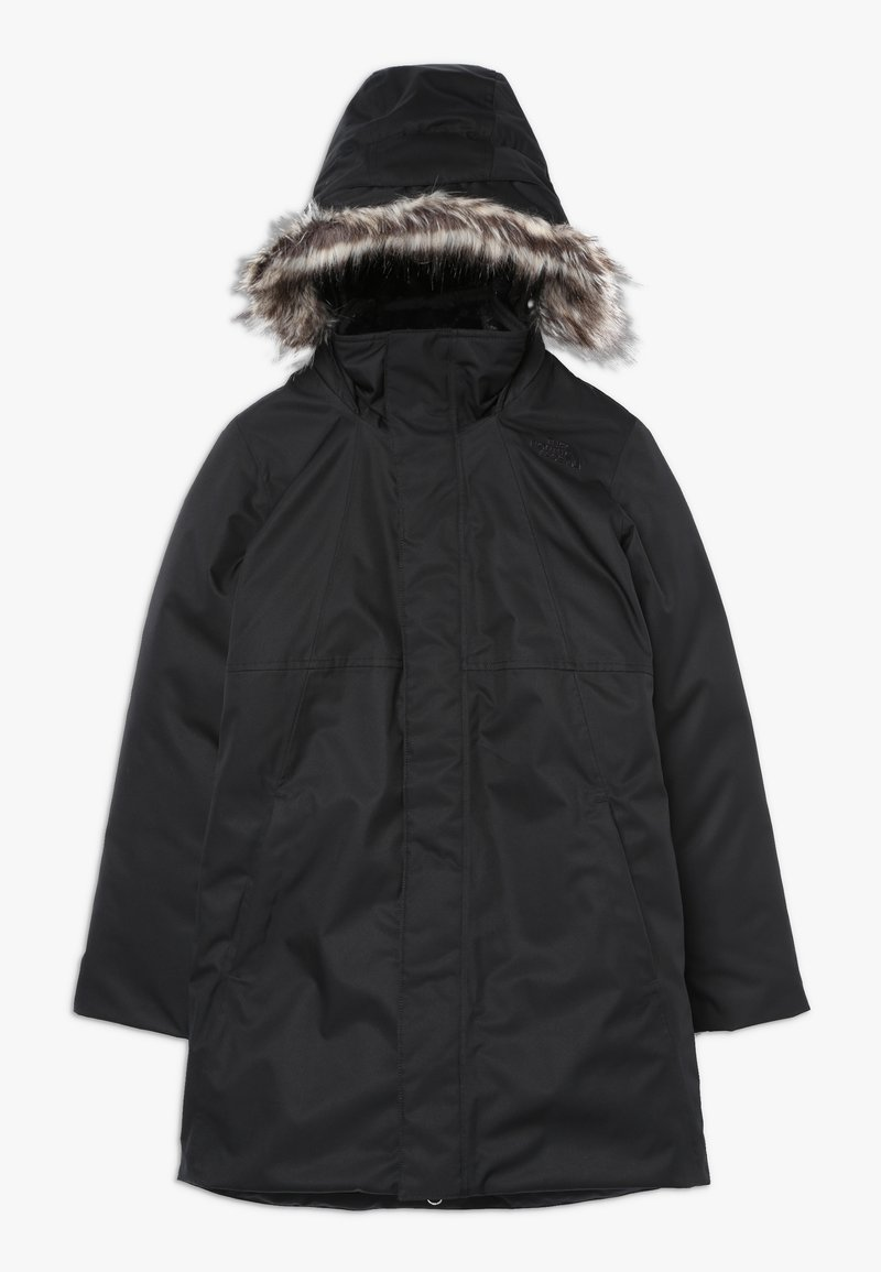 The North Face - ARCTIC  - Abrigo de plumas - black