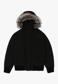The North Face - GOTHAM DOWN JACKET - Gewatteerde jas - black - 0