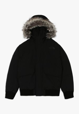 GOTHAM DOWN JACKET - Down jacket - black