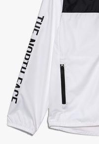 The North Face - REACTOR  - Vindjacka - white - 2