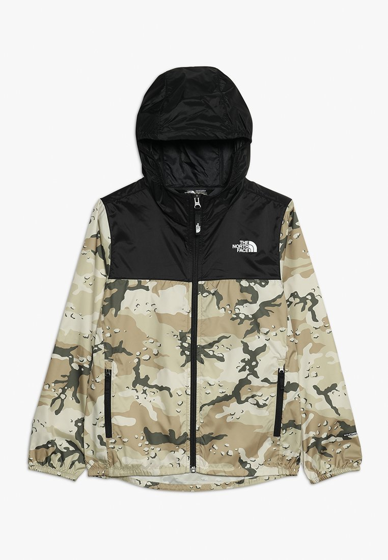 The North Face - REACTOR  - Windbreaker - olive/black/white