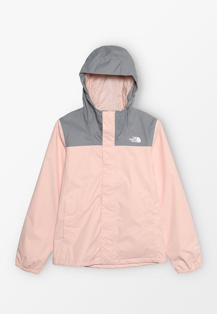 The North Face - RESOLVE  - Hardshell jacket - pink salt