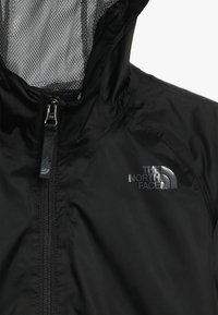 The North Face - ZIPLINE RAIN - Hardshellová bunda - black - 4