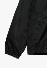 The North Face - ZIPLINE RAIN - Hardshellová bunda - black - 2