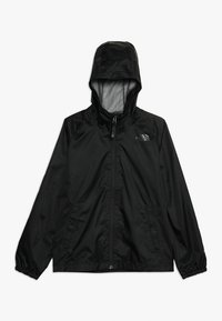 The North Face - ZIPLINE RAIN - Hardshellová bunda - black - 0
