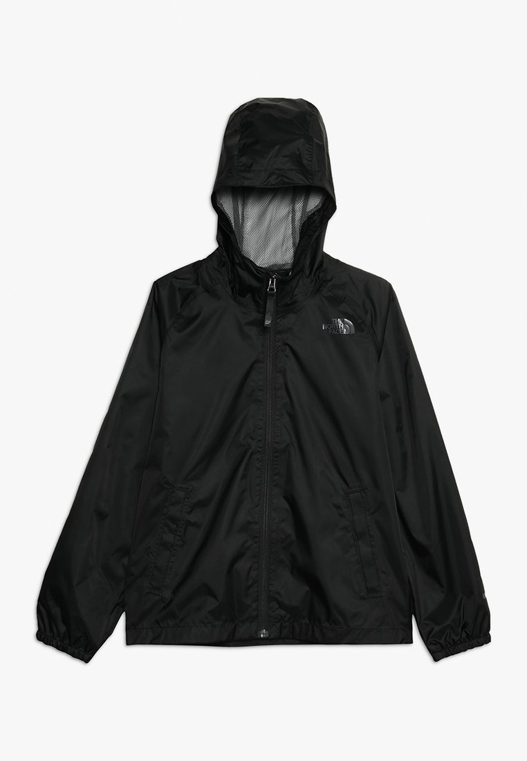 The North Face - ZIPLINE RAIN - Hardshellová bunda - black