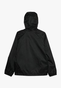 The North Face - ZIPLINE RAIN - Hardshellová bunda - black - 1