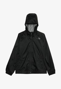 The North Face - ZIPLINE RAIN - Hardshellová bunda - black - 3
