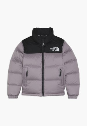 Y 1996 RETRO NUPTSE DOWN JACKET - Doudoune - ashen/purple