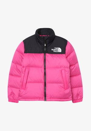 Y 1996 RETRO NUPTSE DOWN JACKET - Bunda zprachového peří - pink