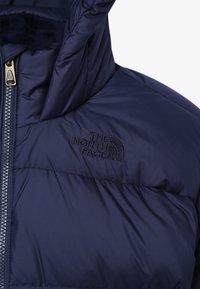 The North Face - GOTHAM PARKA - Down jacket - montague blue - 3