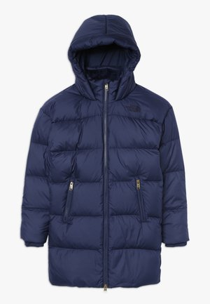 GOTHAM PARKA - Down jacket - montague blue