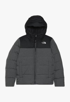 MOONDOGGY - Gewatteerde jas - medium grey heather