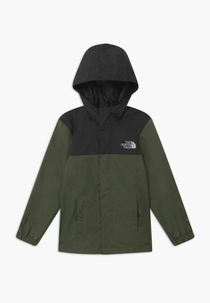 BOY'S RESOLVE - Hardshell jacket - thyme