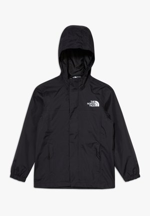 BOYS RESOLVE RAIN  - Waterproof jacket - black