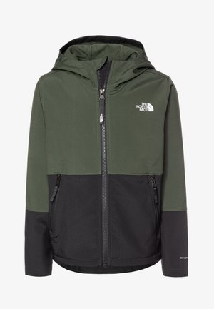 BOY'S - Giacca softshell - thyme