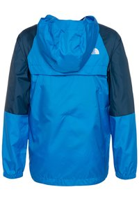 The North Face - YOUTH YAFITA WIND 1/4 ZIP - Giacca hard shell - clear lake blue - 1