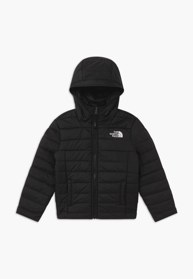 BOYS REVERSIBLE PERRITO JACKET - Kurtka Outdoor - black