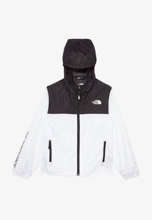 YOUTH REACTOR JACKET - Windbreaker - white/black