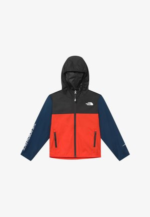 YOUTH REACTOR - Veste coupe-vent - fiery red/asphalt grey