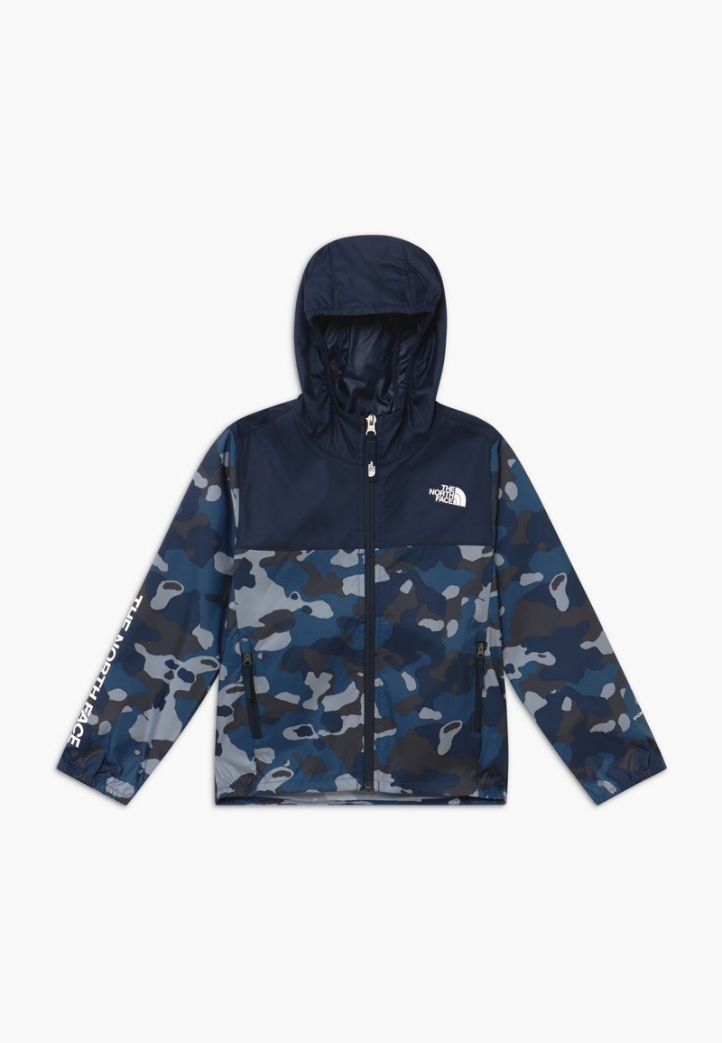 The North Face - YOUTH REACTOR JACKET - Veste coupe-vent - blue